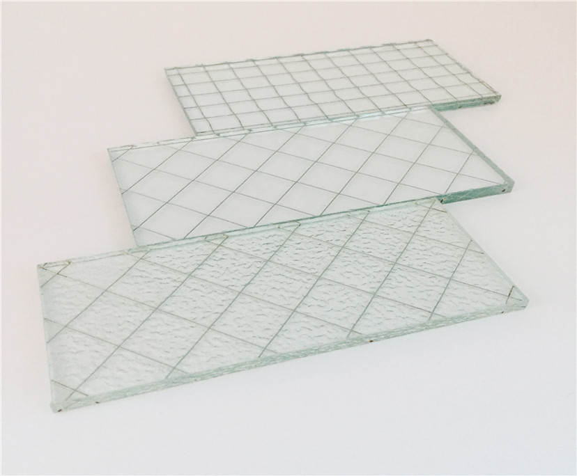 BTG better glass clear tempered wired Glass china manufacturer