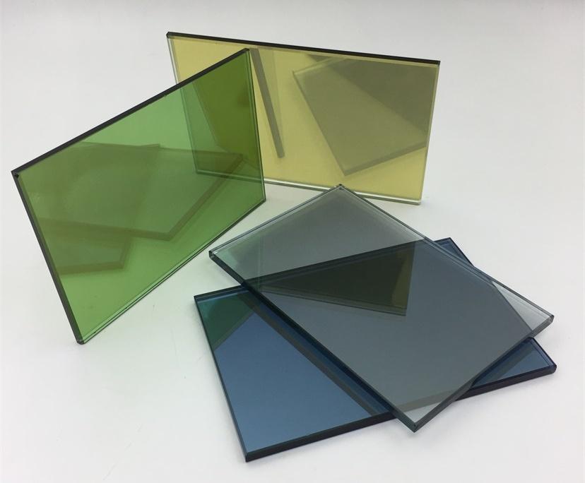 Silgle Silver Low-E Glass