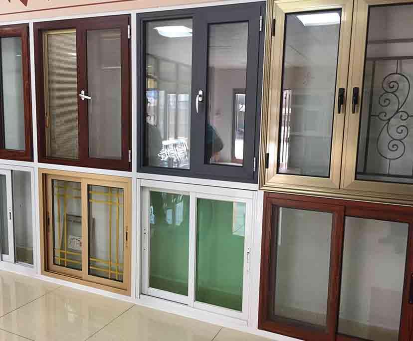 Windows Aluminum