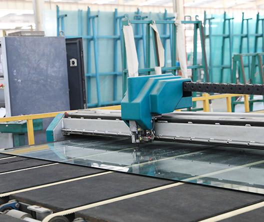Float Glass Cutting