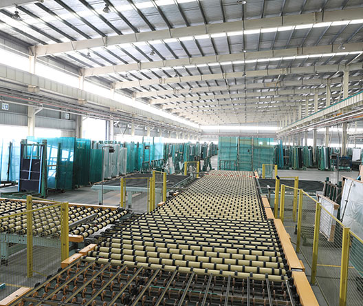 Float Glass Sheets Production Line