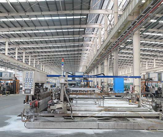 Glass Edging Processing