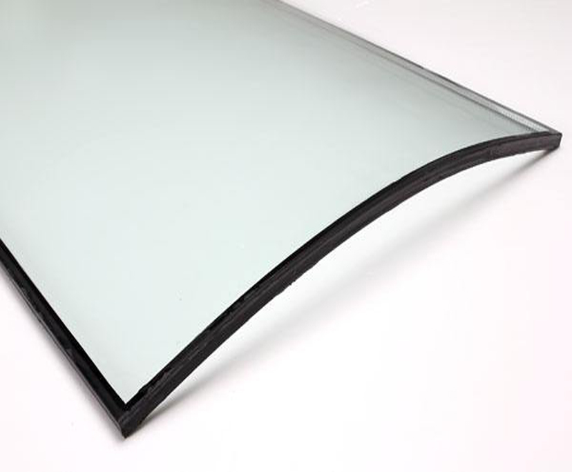 12mm curved glass panel,12mm curved toughened glass