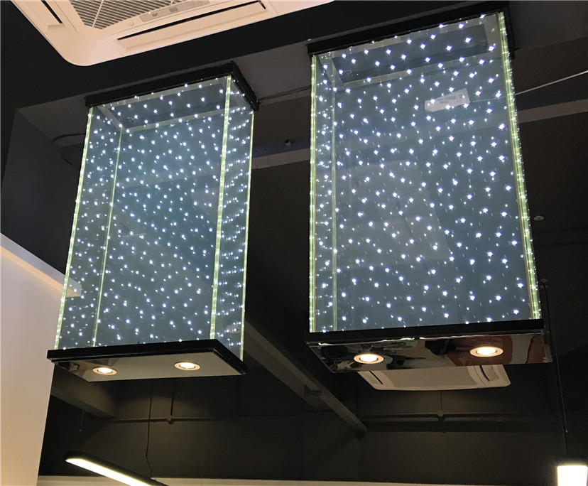BTG LED light glass china suppliers