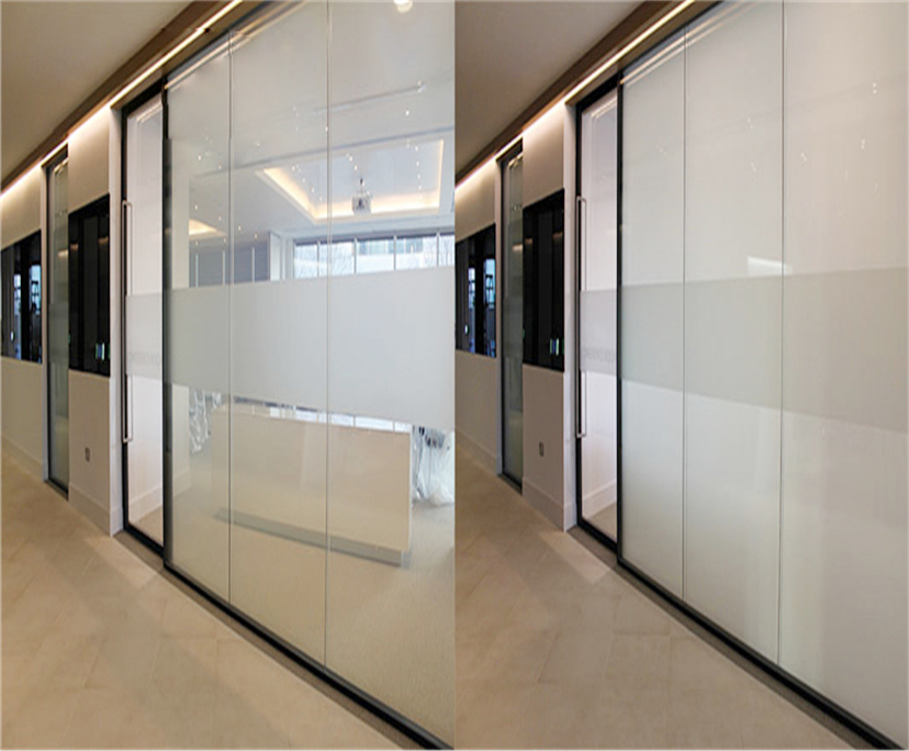 BTG better glass 17.52mm smart Switchable Glass china manufacturer