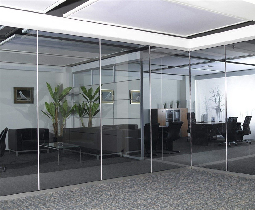 BTG 10mm clear tempered partition glass, BTG 12mm clear tempered partition glass