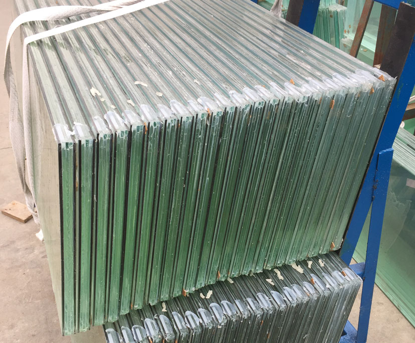 BTG factory tempered fire proof glass