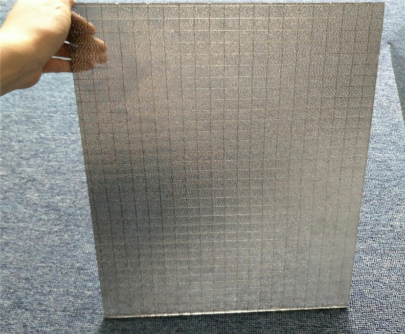 Top sales 6mm 8mm clear tempered wired Glass for interior decoration