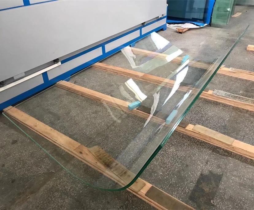 BTG 8mm 10mm 12mm hot bending glass factory