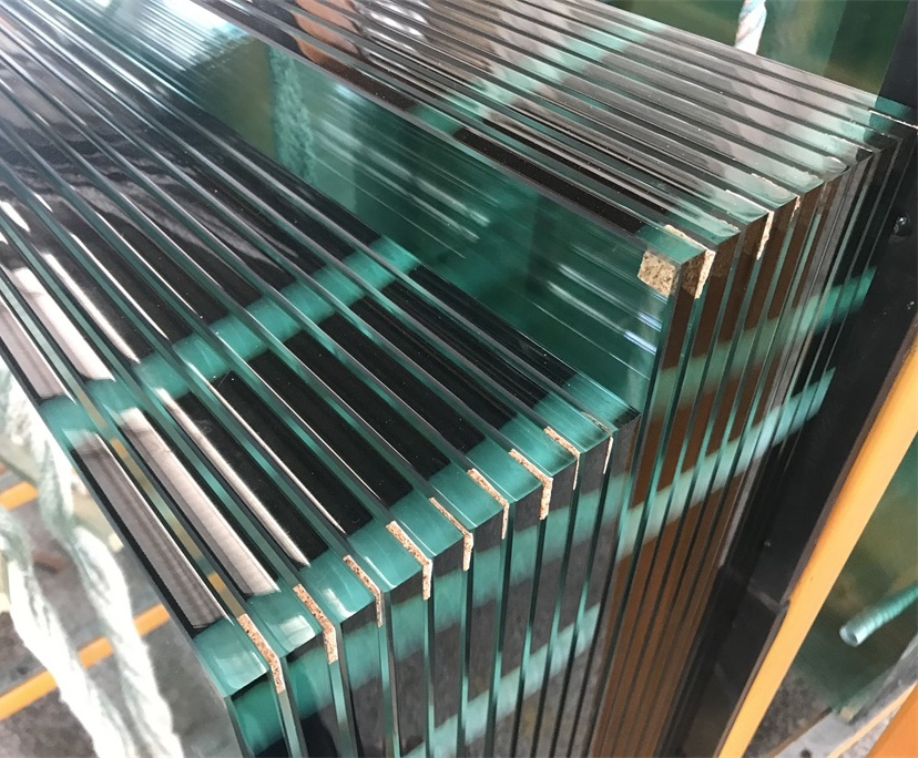 BTG 10mm 12mm clear tempered glass