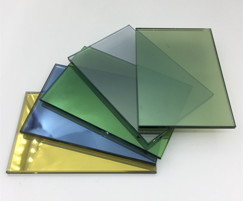 BTG 5mm 6mm tempered low e glass