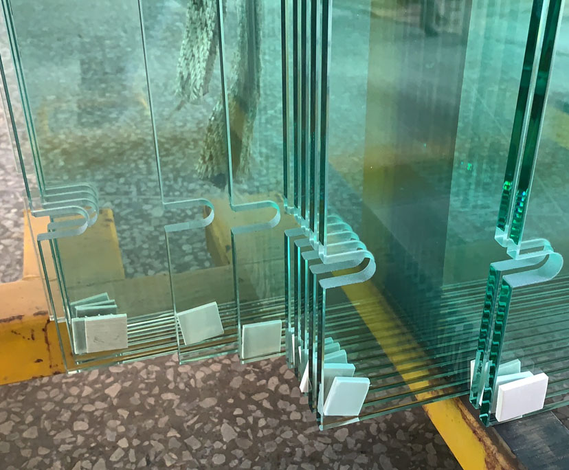BTG supplier 4mm-15mm strengthened glass