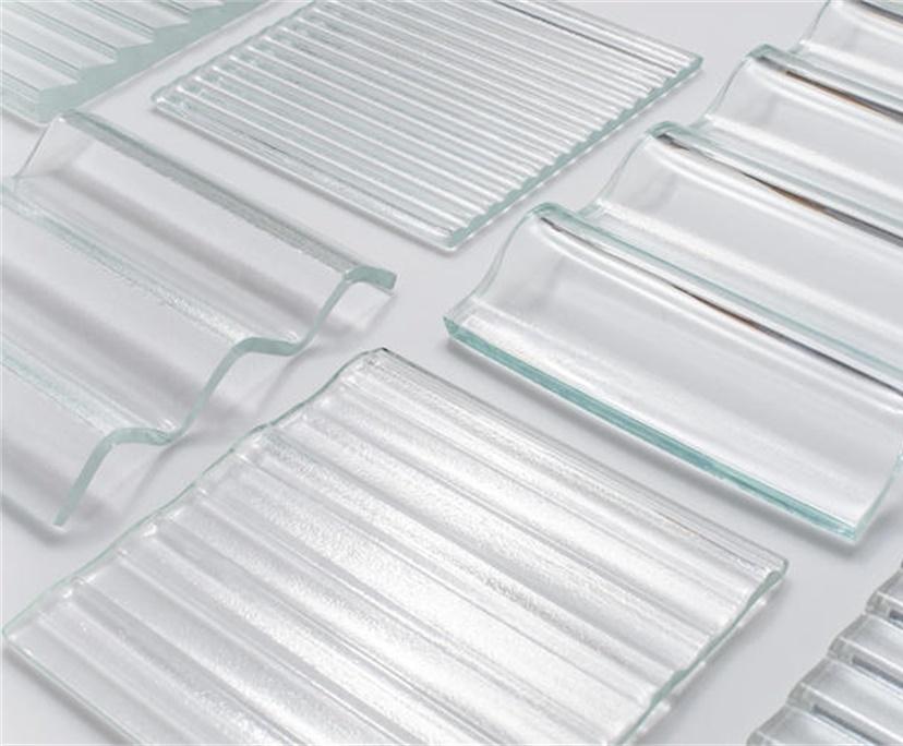 BTG 5mm 6mm clear fluted glass manufacturer