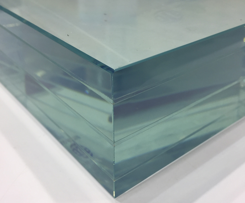 BTG factory PVB EVA SGP laminated bullet proof glass