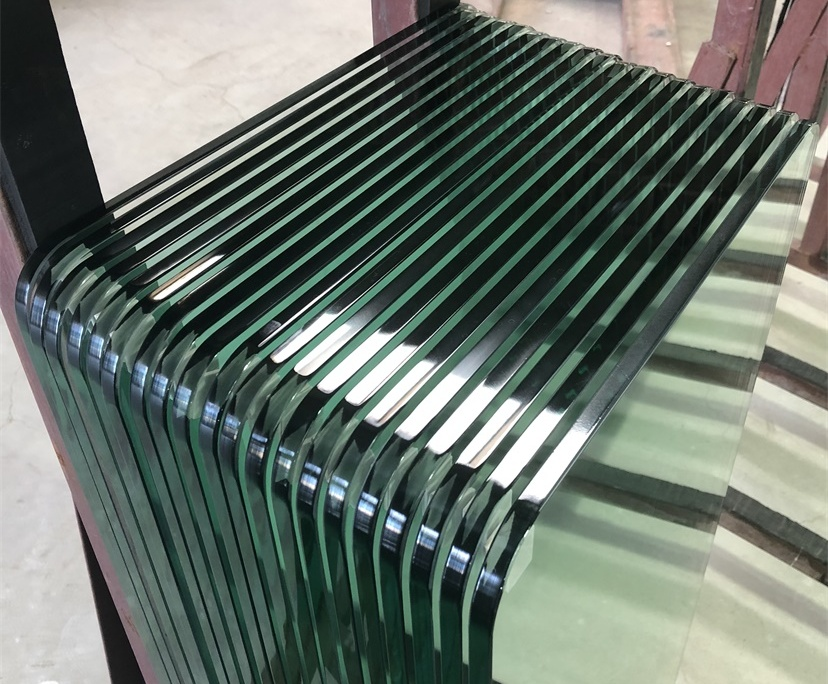 BTG 8mm tempered table top glass