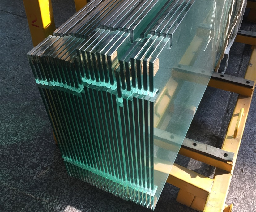 BTG 10mm clear tempered glass