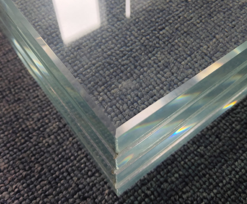 BTG factory PVB laminated bullet resistant glass