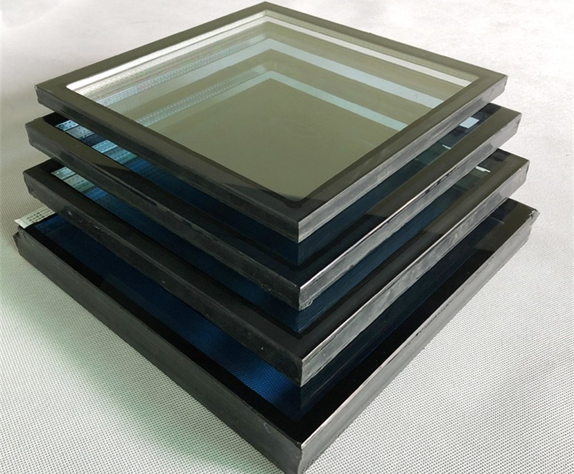 5mm+9A+5mm clear tempered double panel insulated glass manufacturers, 19mm clear tempered IGU manufacturers