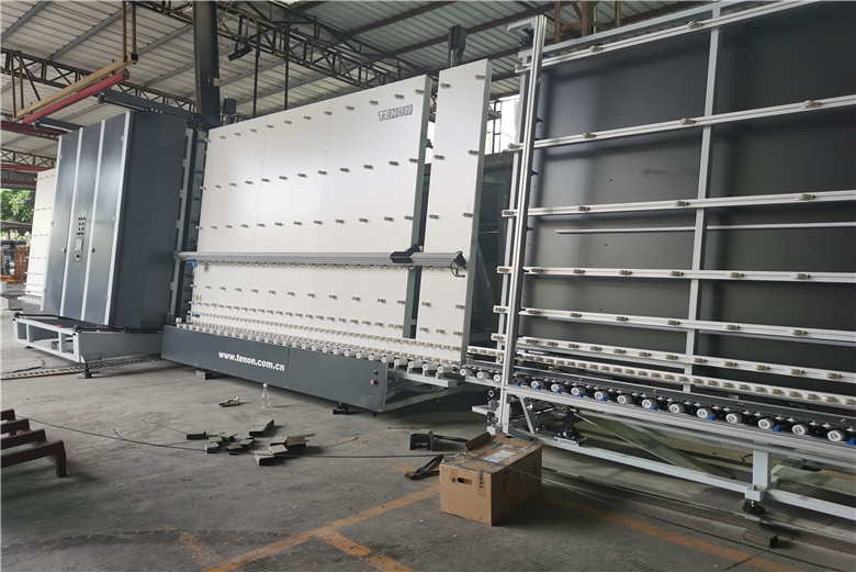BTG New Insulated Glass Production Line